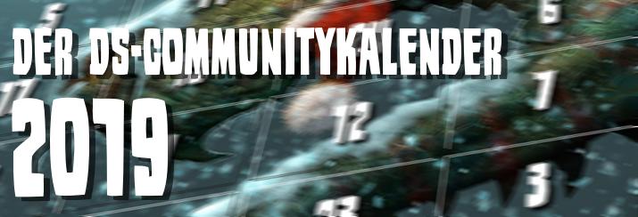DS-Community-Kalender Tür #1: Swjörsend