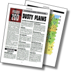 Tür #12: Dusty Plains