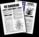 Tür #23: Blutranke & Zahnschlund