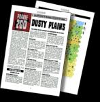 Tür #12: Dusty Plains