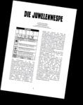 Tür #10: Die Juwelenwespe